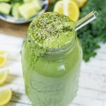 Fat Burning Detox Smoothie for Weight Loss and Health