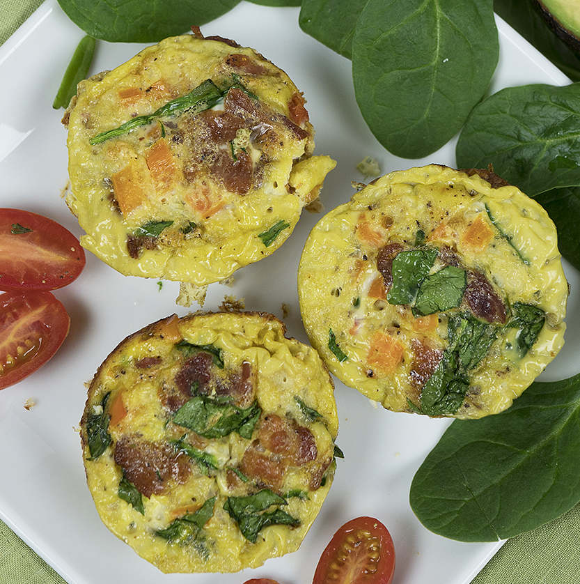 Low Carb Paleo Egg Muffins
