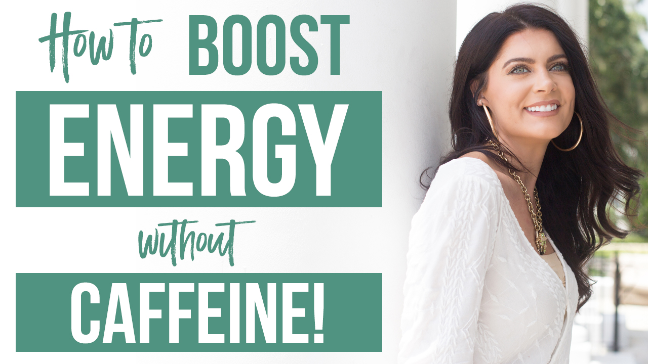How To Increase Energy Naturally Without Caffeine