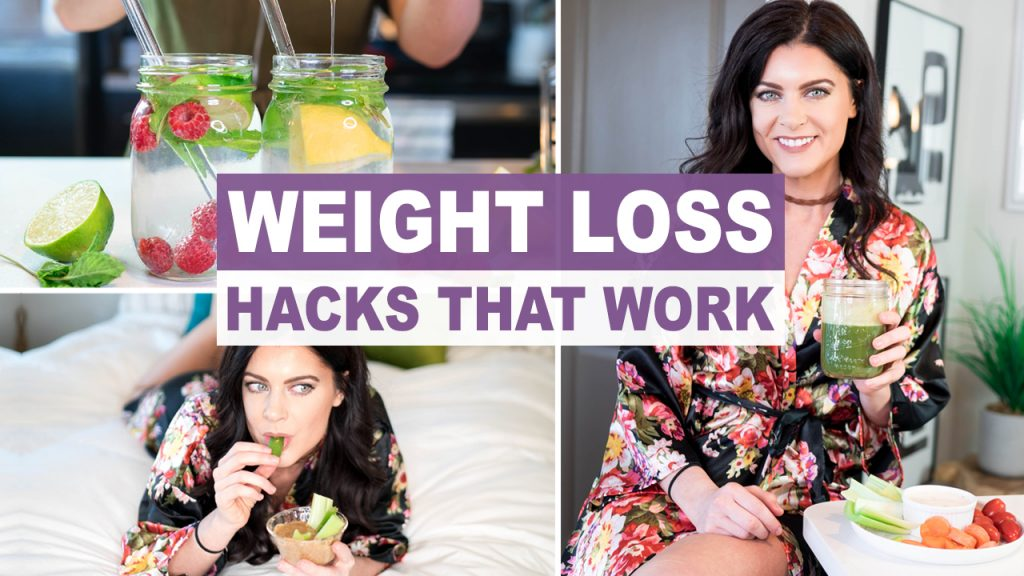 Easy Weight Loss Hacks and Tips That Actually Work